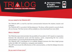 TRIALOG Nr1  newsletter EN